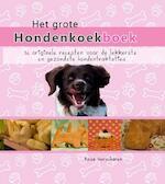 Het grote hondenkoekboek - Rosa Verschuren (ISBN 9789049401108)