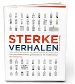 Sterke Verhalen, alle geheimen achter de gevels van de KLM-huisjes - Mark Zegeling (ISBN 9789081905602)