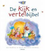 De kijk en vertelbijbel - Jan Godfrey (ISBN 9789026614279)