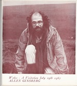 Wales. A Visitation July 29th 1967 - Allen Ginsberg