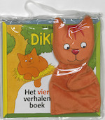 Dikkie Dik het vierverhalenboek + handpop - J. Boeke, A. van Norden (ISBN 9789025736767)