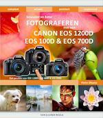 Werken met de Canon EOS 100d 1200d en 770d