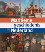 Maritieme geschiedenis van Nederland - Unknown (ISBN 9789057303210)