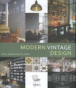 Modern vintage design - Oriol Magrinyà, Eva Serra (ISBN 9789463590129)