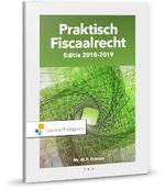Praktisch Fiscaalrecht, Editie 2018-2019 - M.P. Damen, Mr.M.P. Damen (ISBN 9789001886271)