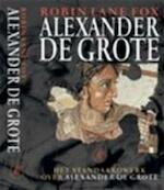 Alexander de Grote - Robin Lane Fox, Victor Verduin (ISBN 9789051571462)