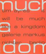 Tim Ayres - It will be much like a kingdom
