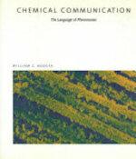Chemical Communication - William C. Agosta (ISBN 9780716750369)