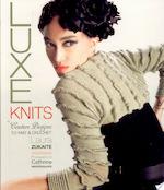 LuxeKnits - Laura Zukaite (ISBN 9781600592836)