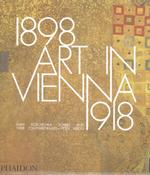 Art in Vienna 1898-1918 - Peter Vergo (ISBN 9780714868783)