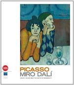 Picasso, Miro, Dali