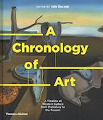 A Chronology of Art - Iain Zaczek (ISBN 9780500239810)