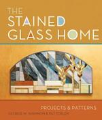 STAINED GLASS HOME - George W. Shannon, Pat Torlen (ISBN 9781895569599)