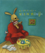 Een dagje vrij voor klein konijn