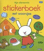 Mijn allereerste stickerboek met woordjes (2-4 j.) - ZNU (ISBN 9789044748246)