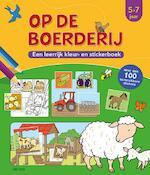 Op de boerderij (5-7 j.) - ZNU (ISBN 9789044748055)