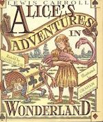 Alice's adventures in Wonderland - Lewis Carroll, David Blair, Graham Evernden (ISBN 9781561382460)