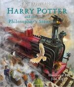 Harry Potter and the Philosopher's Stone. Illustrated Edition - Joanne K. Rowling (ISBN 9781408845646)