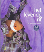 Het levende rif + DVD - Unknown (ISBN 9789089270047)