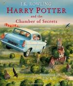 Harry Potter and the Chamber of Secrets - J.K. Rowling (ISBN 9781408845653)