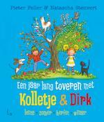 Een jaar lang toveren met Kolletje + Dirk - Pieter Feller (ISBN 9789024578900)