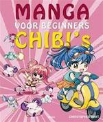 Manga voor beginners - Christopher Hart, Anton Havelaar (ISBN 9789089981479)