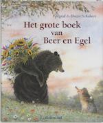 Het grote boek van Beer en Egel - Ingrid Schubert (ISBN 9789056374907)