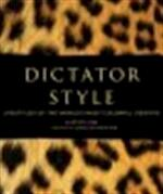 Dictator Style - Peter York, Douglas Coupland (ISBN 9780811853149)