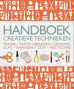 Handboek creatieve technieken - Barbara Luijken (ISBN 9789023013860)