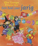 Een heel jaar jarig - Ellen. Tijsinger, Dagmar. Stam (ISBN 9789021665016)