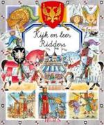 Kijk en leer: Ridders - Philippe Simon, Marie-Laure Bouet, Émilie Beaumont, Sabine Piens (ISBN 9782504440902)