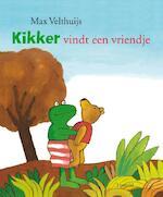 Kikker vindt een vriendje - Max Velthuijs (ISBN 9789025870126)