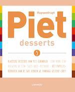 Desserts - Piet Huysentruyt (ISBN 9789401454964)