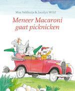 Meneer Macaroni gaat picknicken - Max Velthuijs (ISBN 9789025868130)