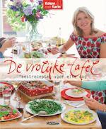 De vrolijke tafel - Karin Luiten (ISBN 9789046820070)