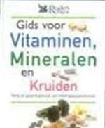 Gids voor Vitaminen, Mineralen en Kruiden - M. [e.a.] Ashwell (ISBN 9789064075889)
