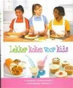 Lekker koken! voor kids - Pamela Gwyther, Mark Wood, Ingrid Hadders, Tanja Timmerman (ISBN 9781405477895)