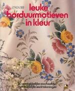 Leuke borduurmotieven in kleur - Ondori (ISBN 9789021019864)