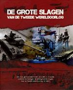 De grote slagen van de Tweede Wereldoorlog (incl DVD)