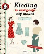 Kleding in vintagestijl zelf maken - Annabel Bénilan (ISBN 9789044744866)