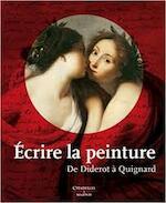 Écrire la peinture - Pascal Dethurens (ISBN 9782850882777)