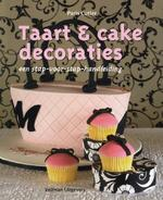 Taart & cake decoraties - Paris Cutler (ISBN 9789048301706)