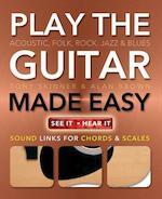 Play the Guitar - Tony Skinner, Alan Brown, Jake Jackson (ISBN 9780857758002)