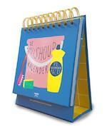 Huishoudkalender - Inez van Eijk (ISBN 9789463140386)