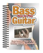 How to Play Bass Guitar - Graeme Aymer (ISBN 9781847867025)
