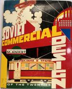 Soviet Commercial Design of the Twenties - Mikhail Anikst (ISBN 9780896597662)