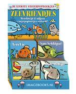 Vingerpopboekjes Display zeevriendjes 4x4 (ISBN 9789461448514)