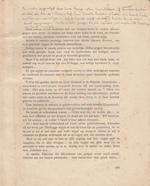 Felix Timmermans - De Processie; De Keersen; Verzen; Oud & Na-licht [Met correcties en handgeschreven toevoegingen] - TIMMERMANS, Felix