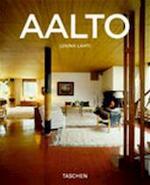 Alvar Aalto, 1898-1976 - Louna Lahti, Jennie Bolsenbroek, Nienke van Bemmel (ISBN 9783836502245)