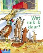 WAT RUIK IS DAAR? - Rindert Kromhout (ISBN 9789048732654)